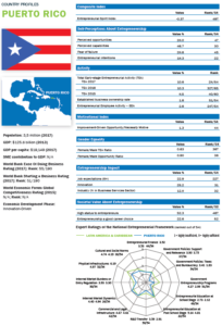 Puerto Rico en el informe global GEM 2017